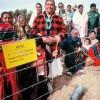 2009 Caravan in Support of Big Mountain Resistance Communities-Black Mesa, AZ
