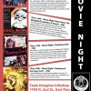 Flyers for Sept. Events