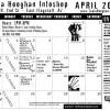 Infoshop Events APRIL 2011