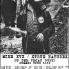 Mike XVX & XTrueNatureX – Up the Vegan Punx! Summer Tour