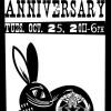 Infoshop & Media Center 4 Year Anniversary!