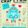 DIY Craft Fair and Mini-Flea Market!