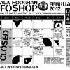 Infoshop February 2012 Events Calendar