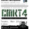 CMKT 4 West Coast Hackerspace Tour – WORKSHOP & MUSIC!