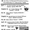 Taala Hooghan Infoshop July 2012 Events – ////////   Flagstaff Events – Activism