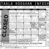 Taala Hooghan Infoshop September 2012 Events
