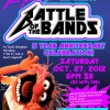 5 Year Anniversary Celebration! Battle of the Bands + Costume Contest!
