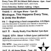 Infoshop December 2012 Events