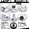 Radical D.I.Y. Crafting Tuesdays & Fridays