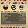 A Fire at the Mountain Book Fair – Nov. 16-17, 2013