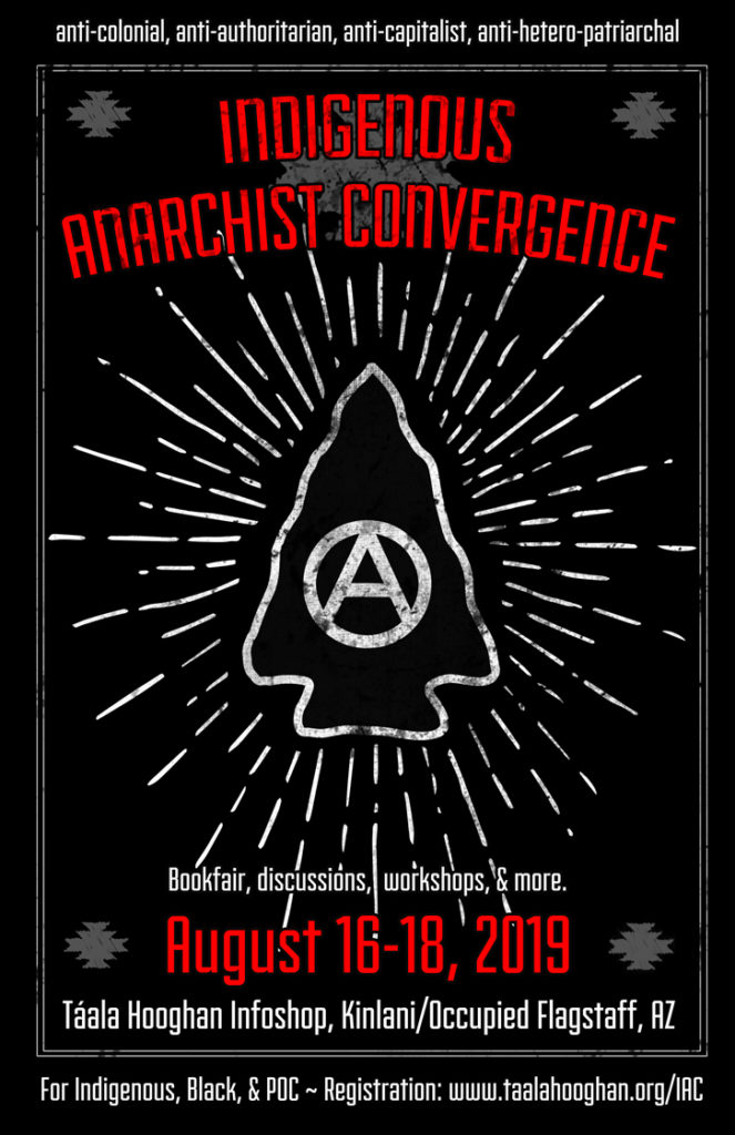 Indigenous Anarchist Convergence